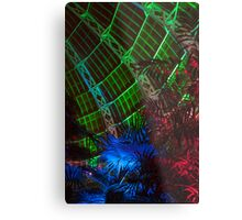 New Age Dome and Trees Metal Print