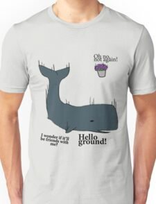 Hello Ground! - Hitchhiker's Guide To The Galaxy Unisex T-Shirt