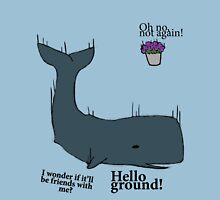 Hello Ground! - Hitchhiker's Guide To The Galaxy T-Shirt