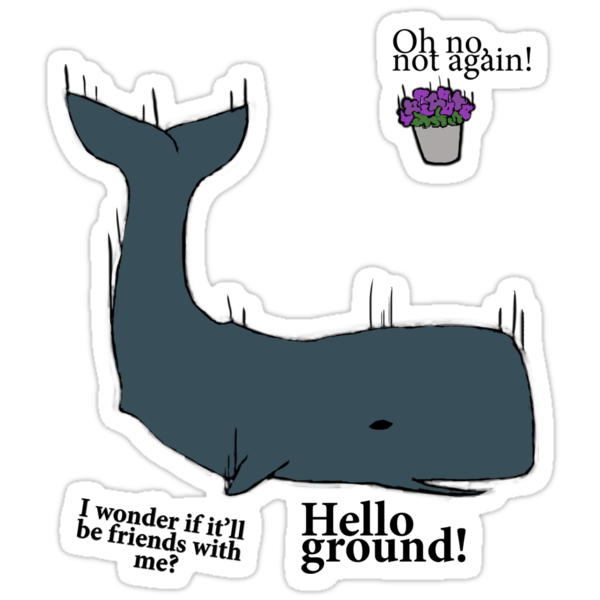 Hello Ground! - Hitchhiker's Guide To The Galaxy by wholockism