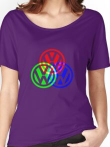 VW RGB Women's Relaxed Fit T-Shirt