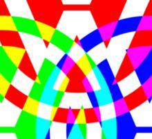 VW RGB Sticker