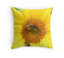 Tea for 2 Throw Pillow