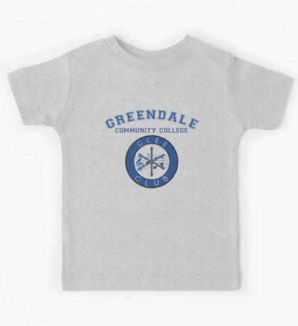 Greendale Glee Club Kids Tee