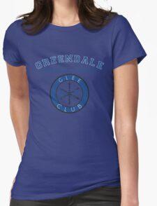 Greendale Glee Club Womens Fitted T-Shirt
