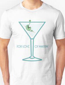 Harakiri Martini T-Shirt