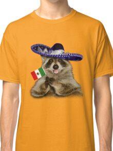 Mexican Raccoon Classic T-Shirt
