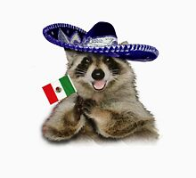 Mexican Raccoon Unisex T-Shirt