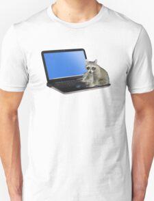 Secretary Raccoon T-Shirt