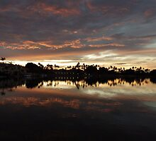 Phoenix Sunset by jlv-