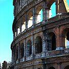 Roman Colosseum IV by Al Bourassa