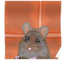 Sir Mousy Poster