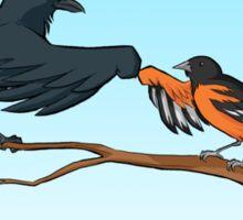Go Baltimore Birds 2013 Sticker