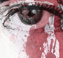 your blood in my eye by patricia shrigley