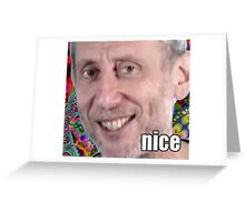 Michael Rosen - NICE Greeting Card