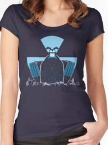 Im nigh-invulnerable Women's Fitted Scoop T-Shirt