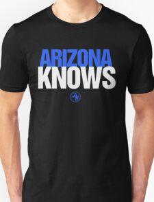 Discreetly Greek - Arizona Knows - Nike parody T-Shirt