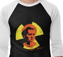 Frock Star Marie Curie Men's Baseball ¾ T-Shirt