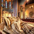 A Lady Sleeps by hebrideslight