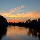Murrumbidgee Sunrise by Mark Cooper