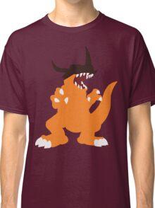 Simplistic Greymon Classic T-Shirt