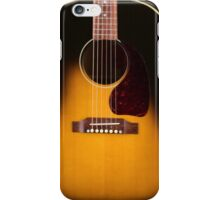 Acoustic Guitar iPhone Case/Skin