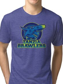 Monster Hunter All Stars - The Tanzia Brawlers Tri-blend T-Shirt