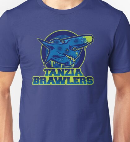 Monster Hunter All Stars - The Tanzia Brawlers Unisex T-Shirt