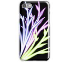 Neon Branch Flourish Two iPhone Case/Skin