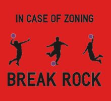 IN CASE OF ZONING by masqueblanc