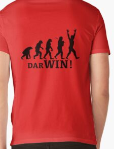 Science for the Win Mens V-Neck T-Shirt