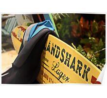 LandShark Poster