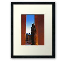 Ava Maria Framed Print