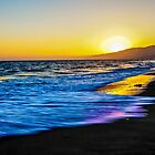 California Sunset by ArtLandscape