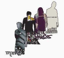 Arctic Monkeys Album Compilation by murphy26