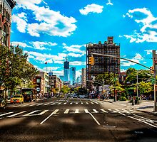 NYC View by ArtLandscape