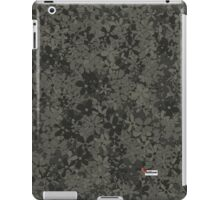 BLACK DAISY iPad Case/Skin