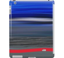 RED STRIPE iPad Case/Skin