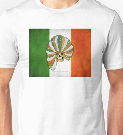 IRISH-AMERICAN 021 Unisex T-Shirt