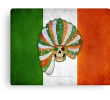 IRISH-AMERICAN 021 Canvas Print