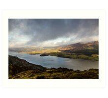 Bassenthwaite Lake - Cumbria Art Print