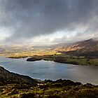 Bassenthwaite Lake - Cumbria by David Lewins