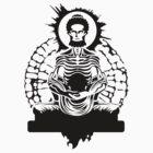 Starving Buddha by jjbship