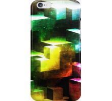 bright tetris iPhone Case/Skin