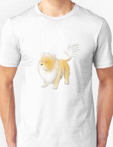 Pomeranian Lion T-Shirt