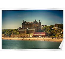 Scarborough Seafront Poster
