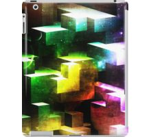 bright tetris iPad Case/Skin