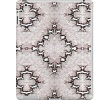ARGYLE SNAKE iPad Case/Skin