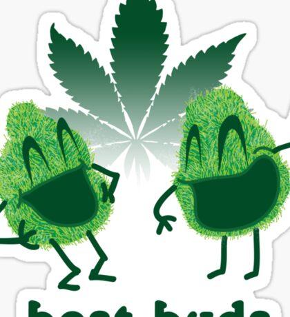 Best Buds Sticker