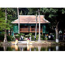 Ho Chi Minh House Photographic Print